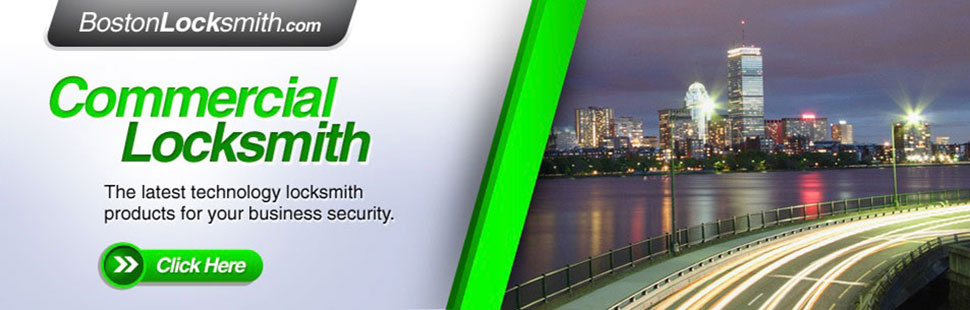 boston commercial locksmith banner